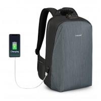 Anti theft 15.6″ Laptop Backpacks Large Capacity USB  Charging TSA Lock Multifunction Business Fashion Backpack with a FREE STORAGE BAG