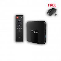 Android  8.1 TV Box Tanix TX3 Mini Smart Amlogic S905W  2GB RAM 16GB STORAGE